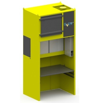 2020 WeldStation EVO Single Unit by Clean Air