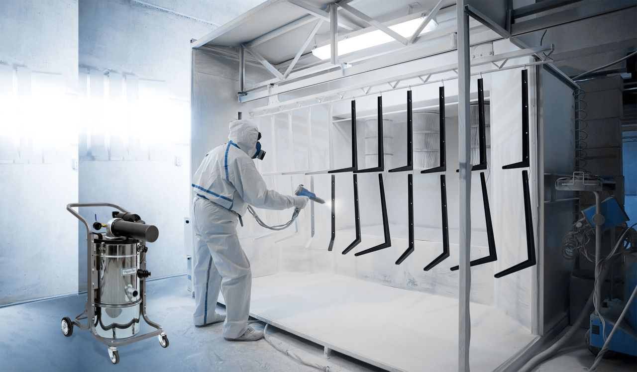 Paint Booth XP Vacuum